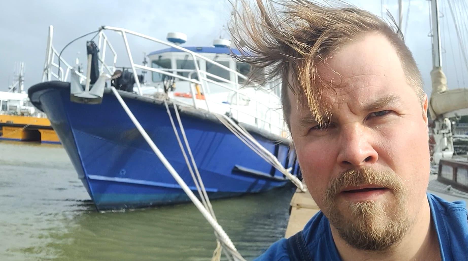 Aktivistin arkea – Martti Leinonen piti videopäiväkirjaa Englannista