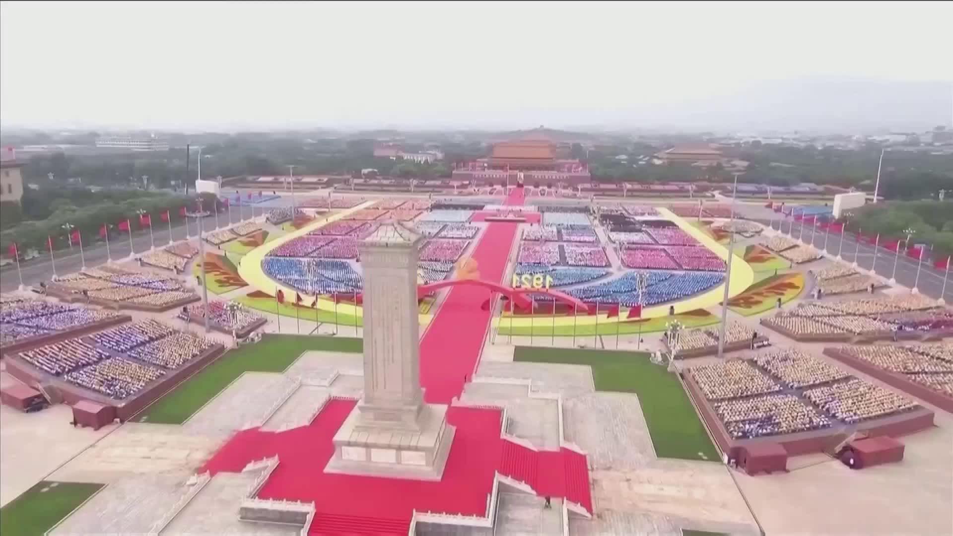 Kiinan kommunistinenpuolue 100 vuotta