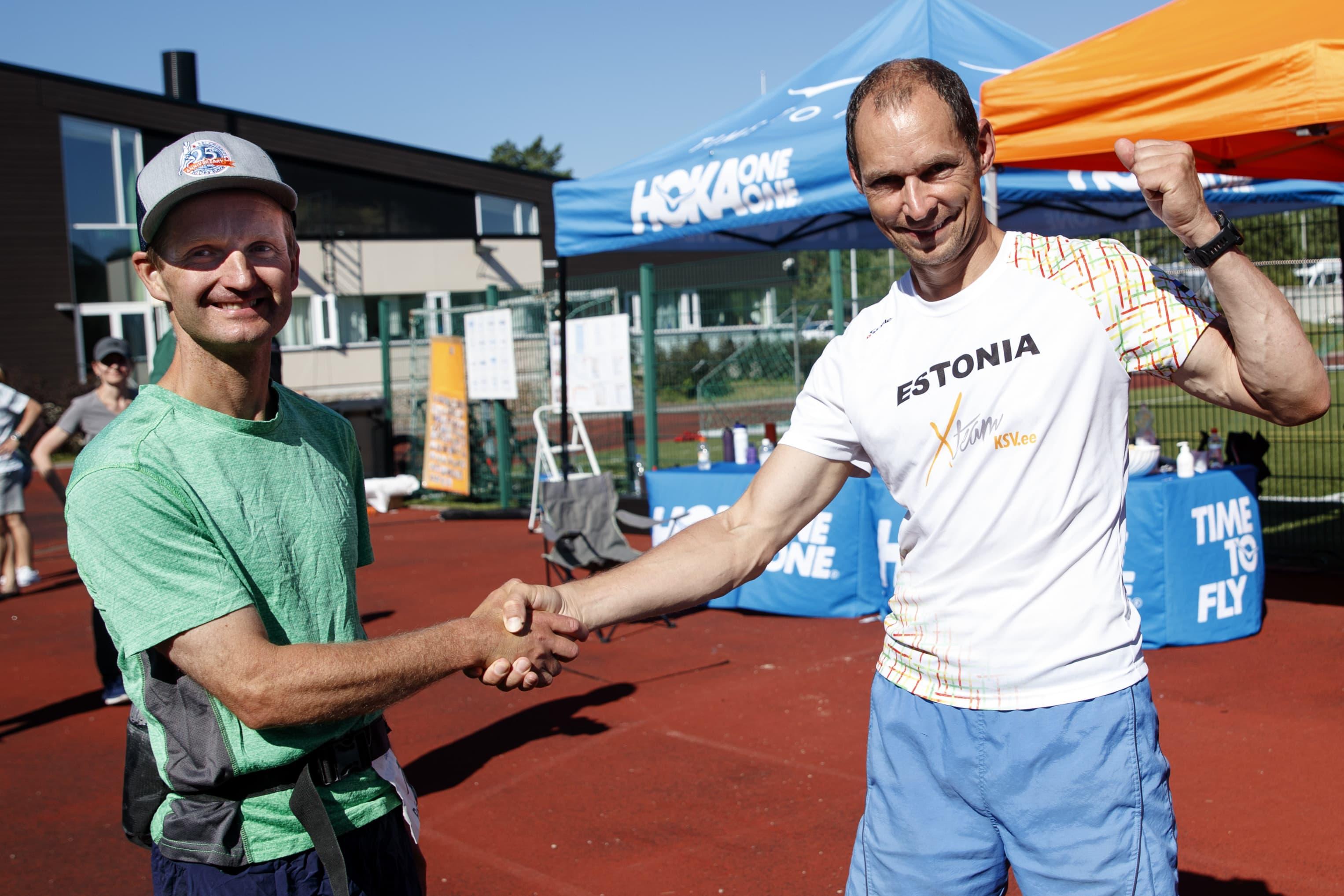 Näin ratkesi armoton juoksukilpailu Espoossa