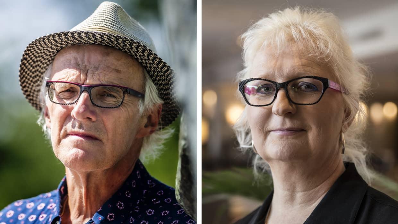 Seppo Koskinen ja Jaana Paanetoja