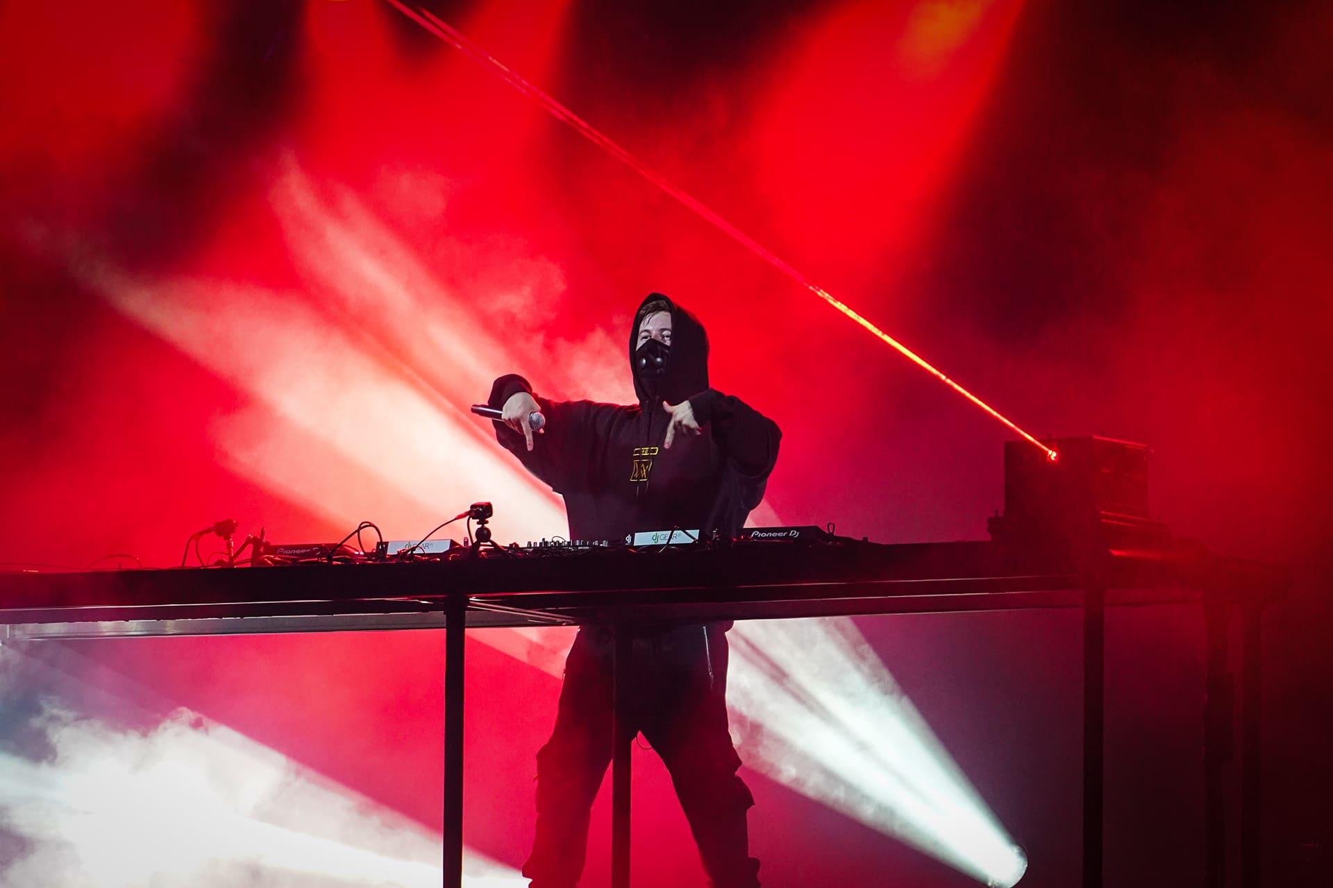 Alan Walker, Aura Fest