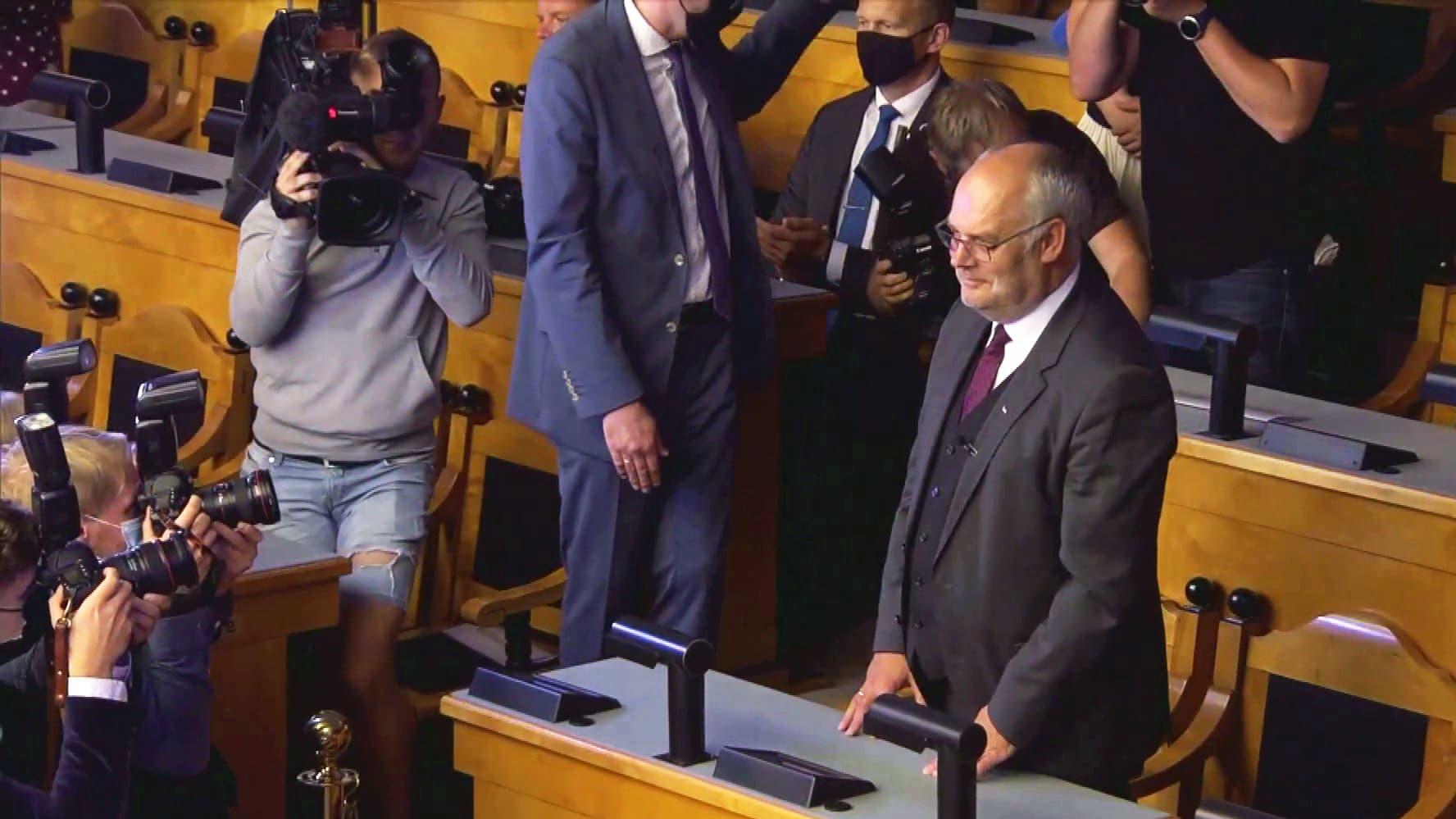 Viro sai uuden presidentin