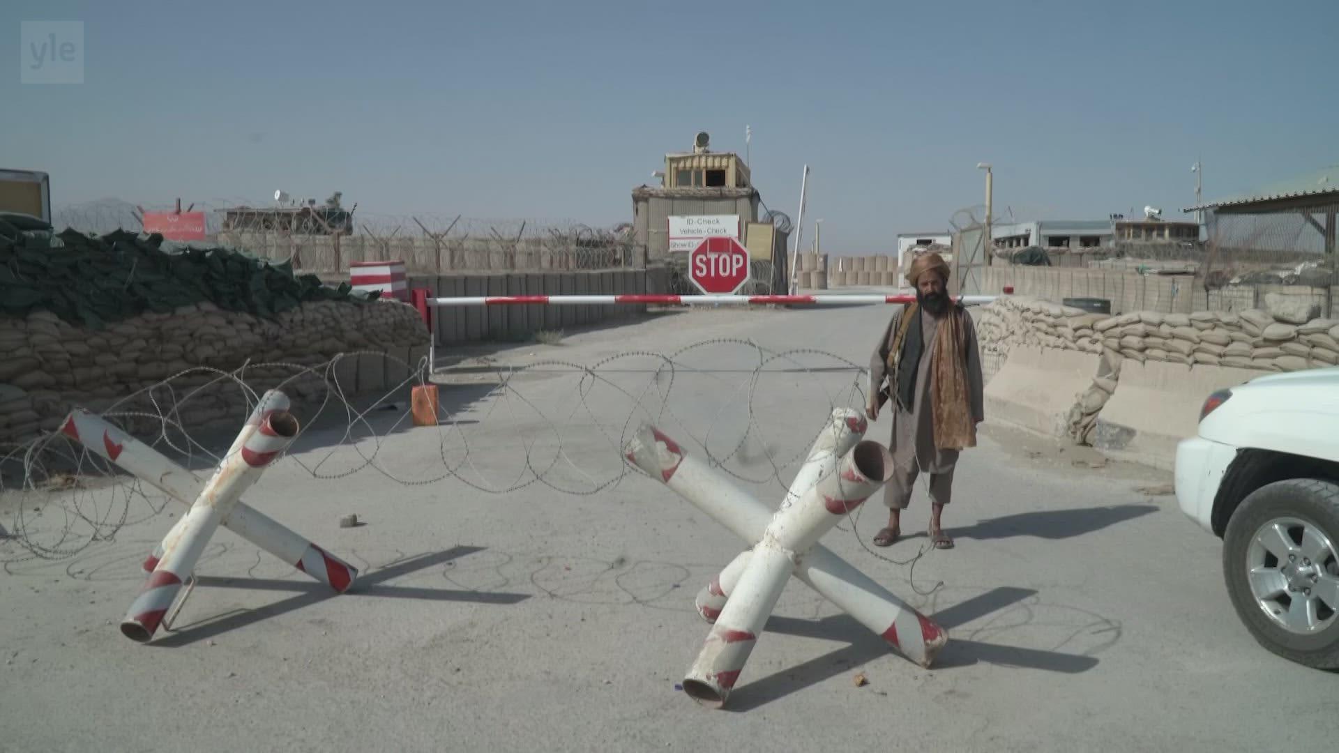 Antti Kurosen reportaasi Afganistanista