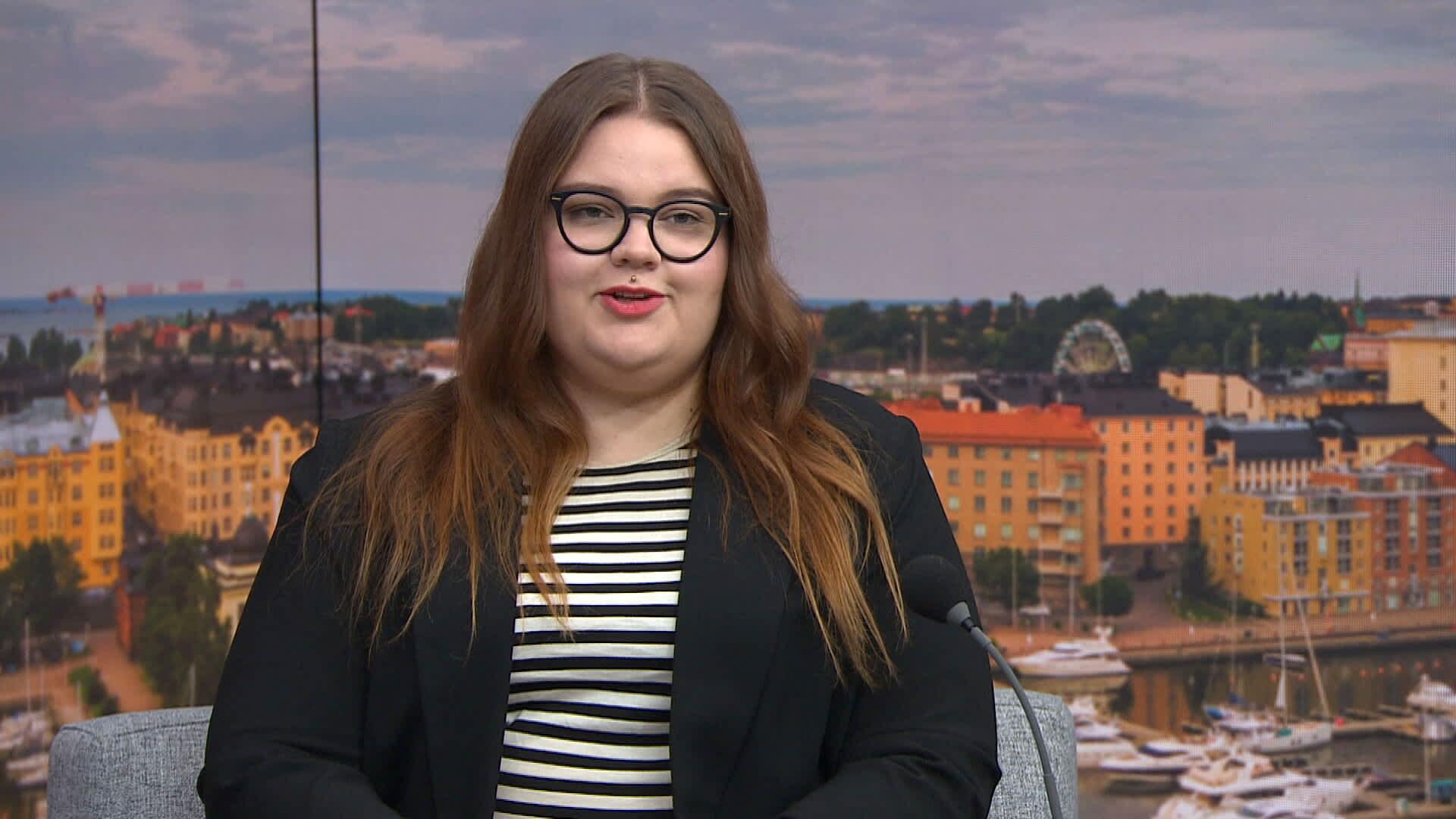 SYL:in puheenjohtaja Annika Nevanpää: opiskelijat haluavat tulorajat ylös