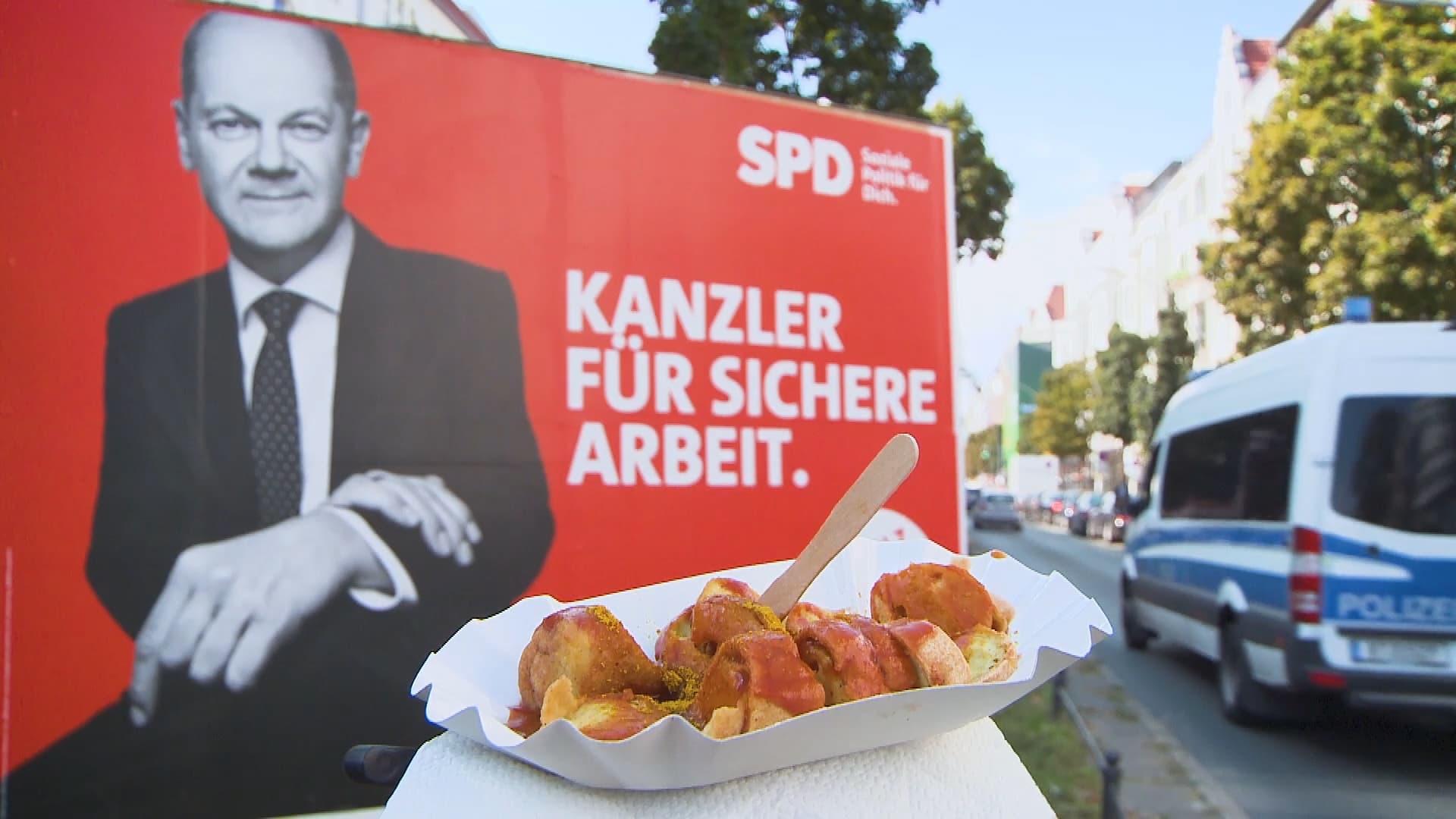 Vaalien ennakkosuosikki Olaf Scholz edustaa jatkuvuutta ja on siksi matkalla kohti vaalivoittoa, arvioi kirjeenvaihtaja Suvi Turtiainen
