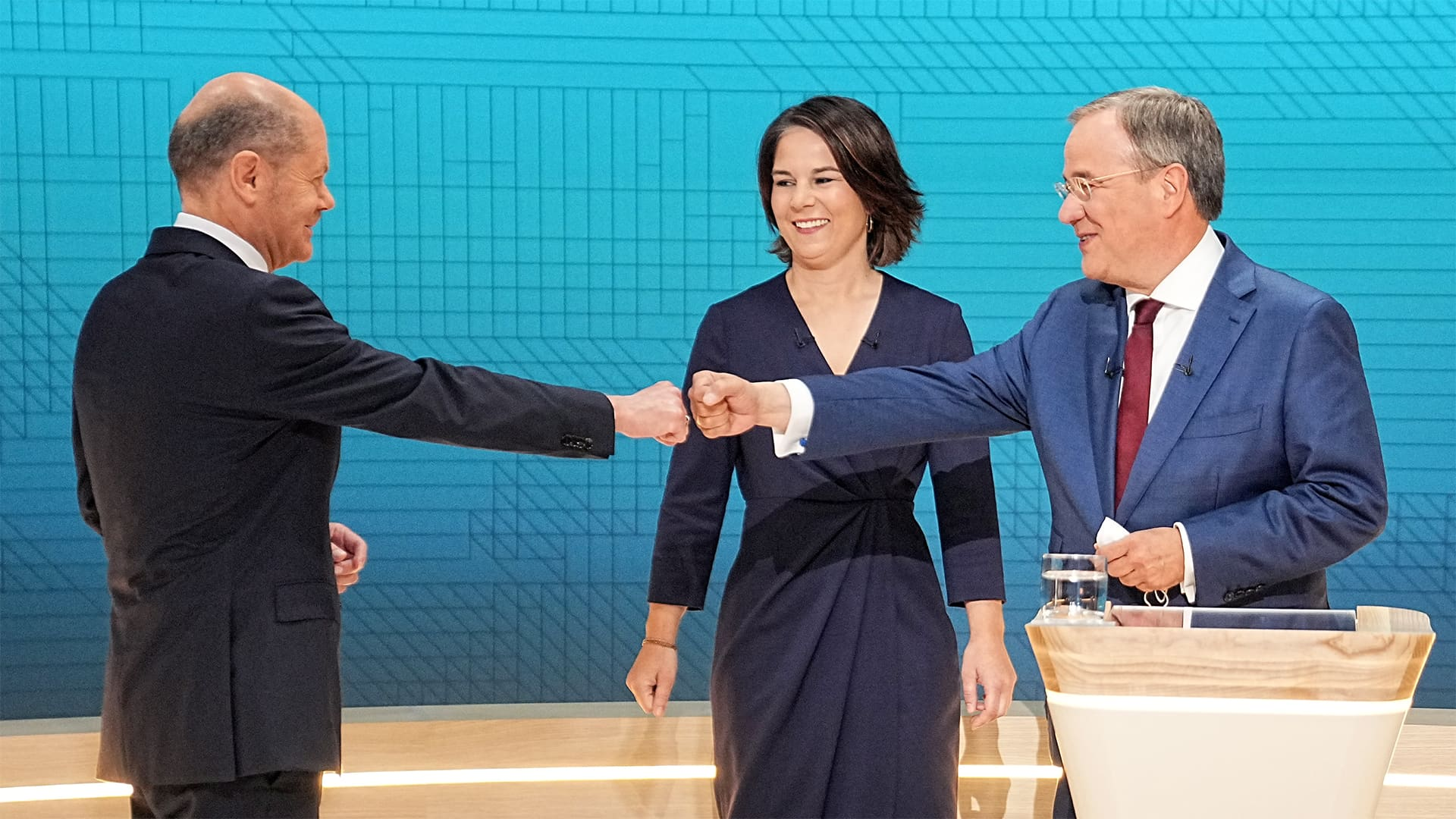 Yle Uutiset erikoislähetys Saksan vaaleista