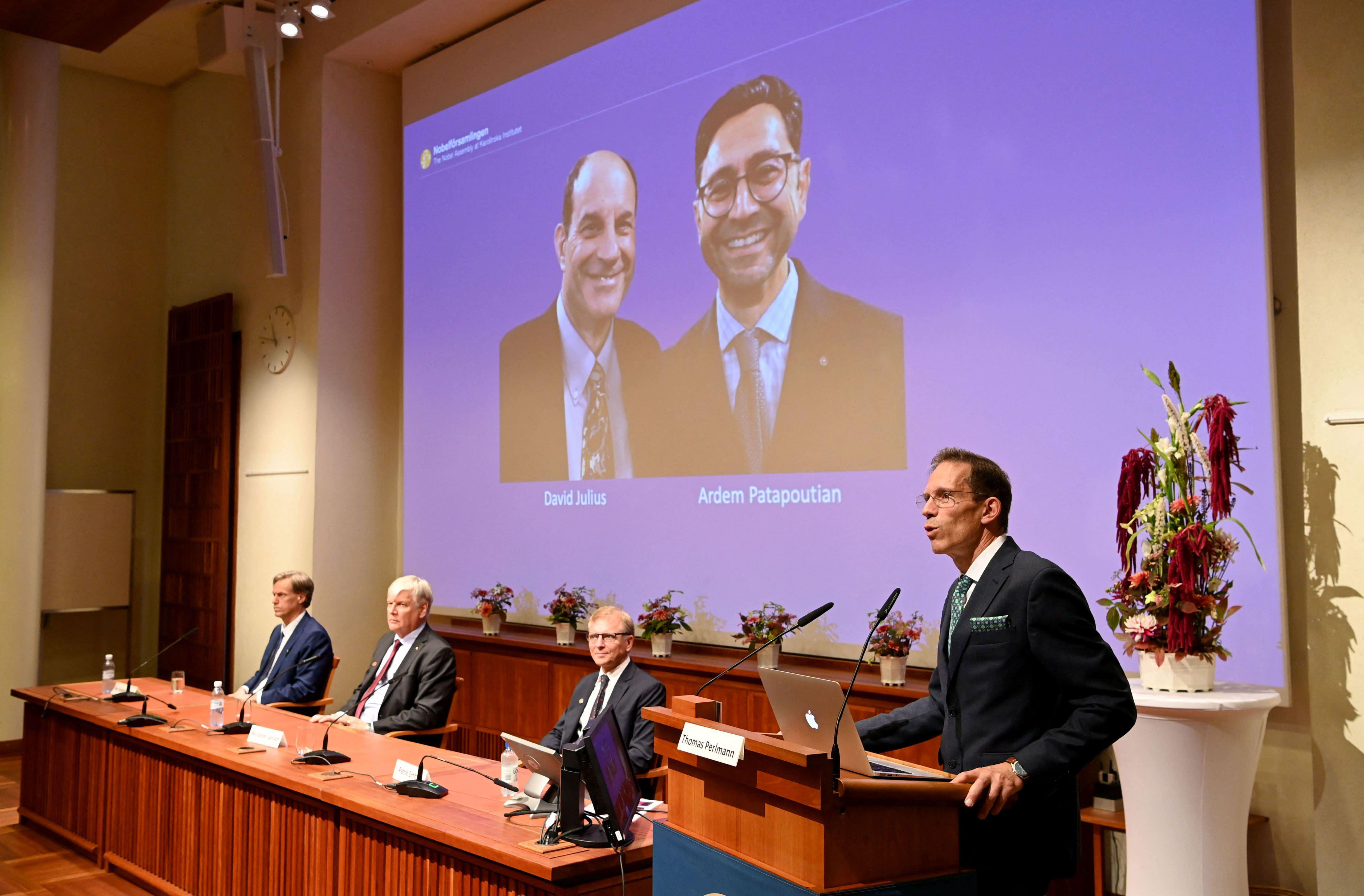 Lääketieteen ja fysiologian Nobel-palkinnot saajat julkistettiin maanantaina Tukholmassa