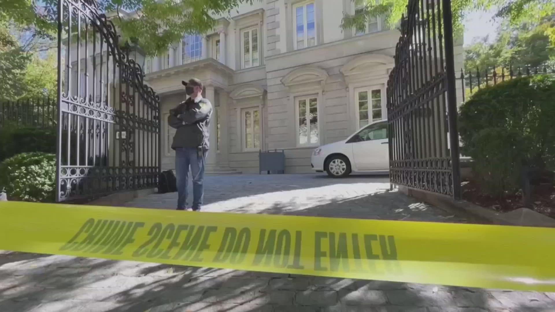 FBI teki kotietsintöjä oligarkki Oleg Deripaskaan liitettyihin taloihin