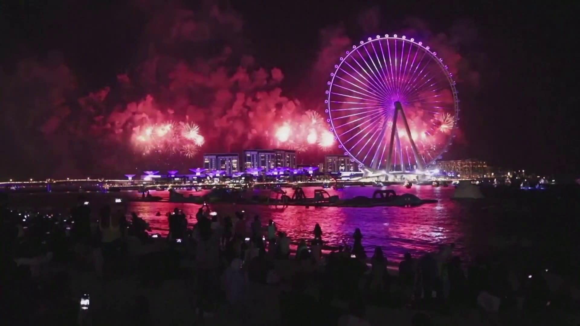 Dubaissa vihittiin käyttöön maailman suurin maailmanpyörä