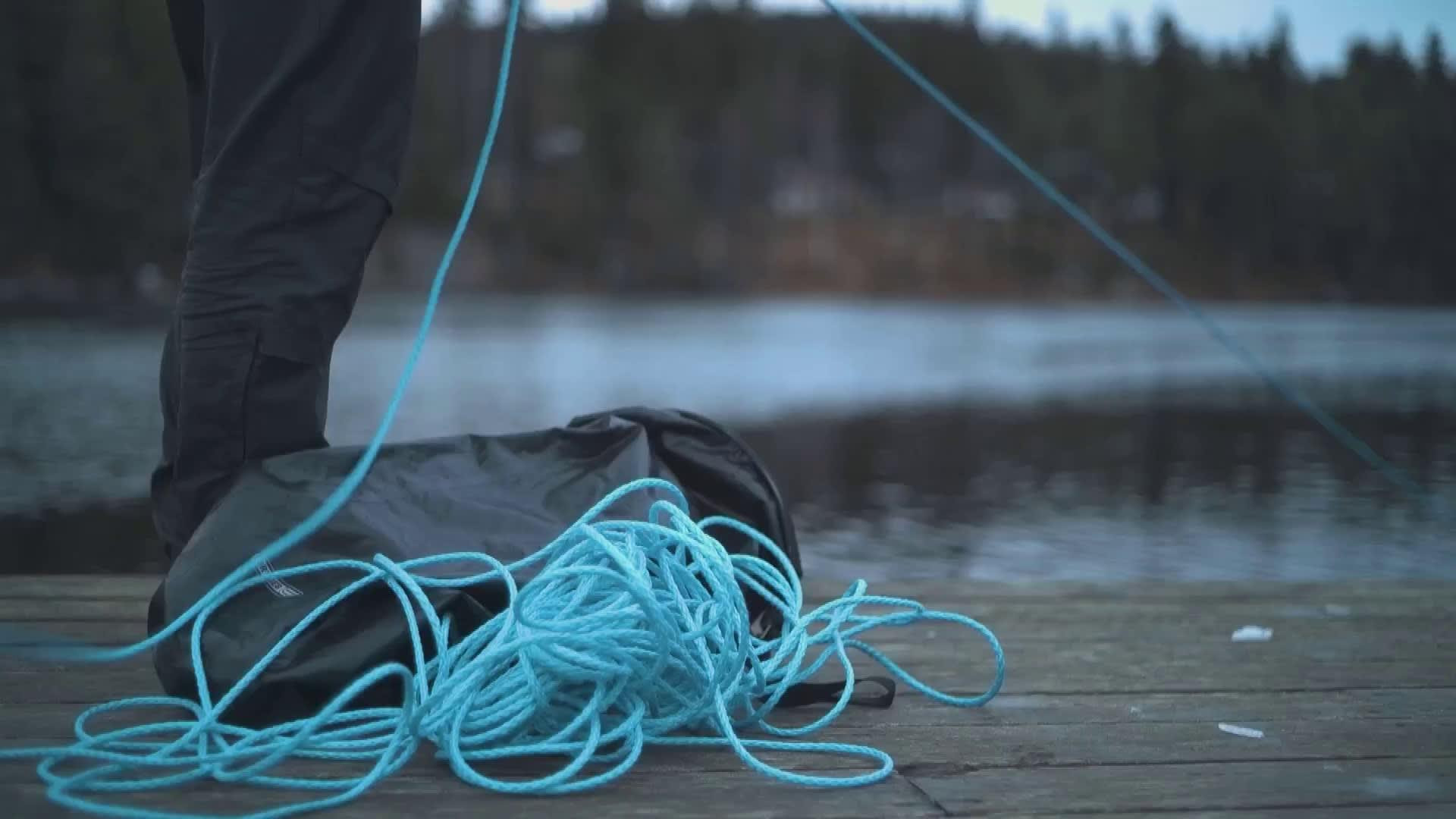 Kajaaninjoesta löytyy haastavia kohteita sukelluksen harrastajille