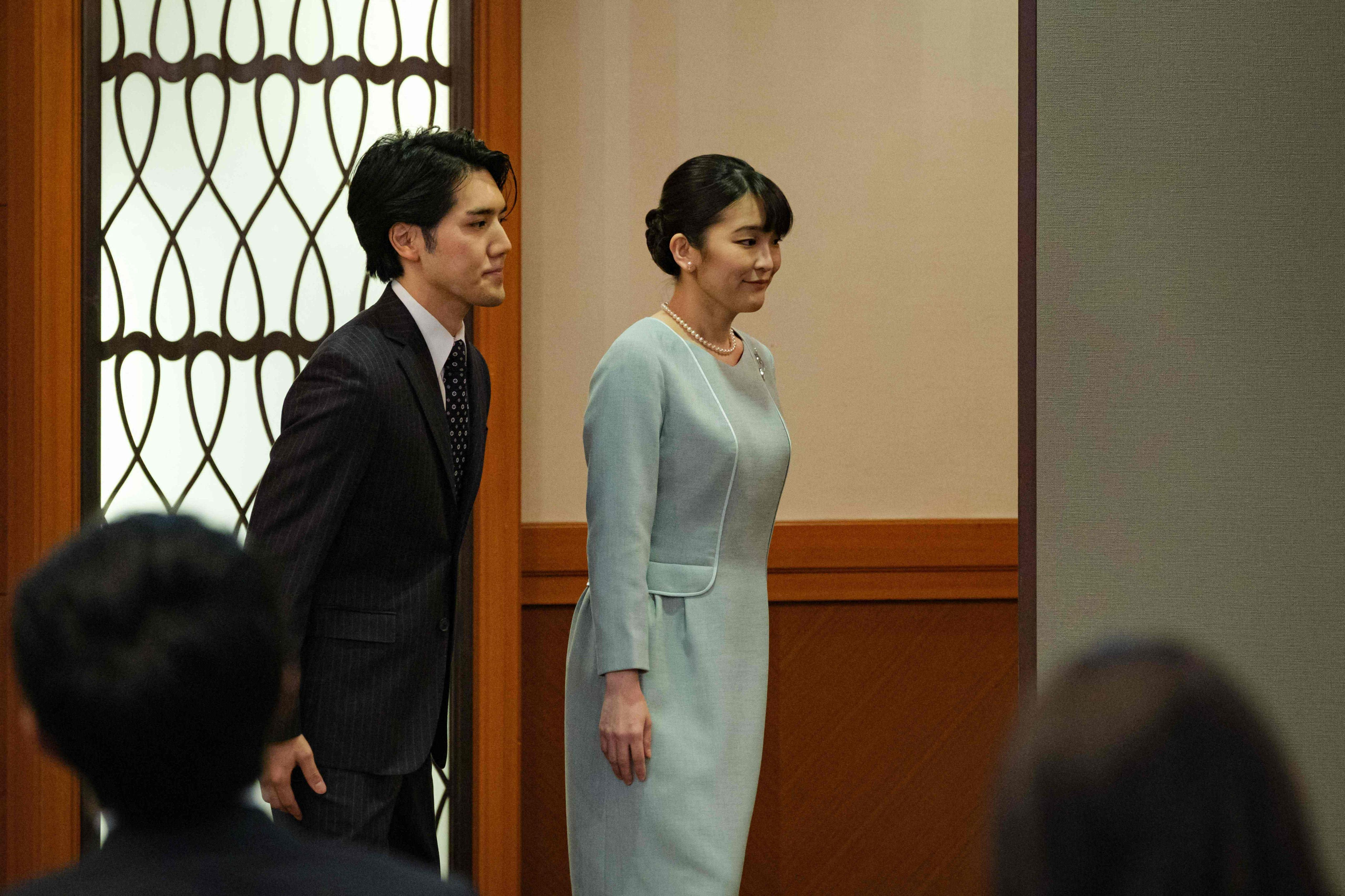 Prinsessa Mako luopui keisarillisista oikeuksistaan avioituessaan pitkäaikaisen poikaystävänsä kanssa.