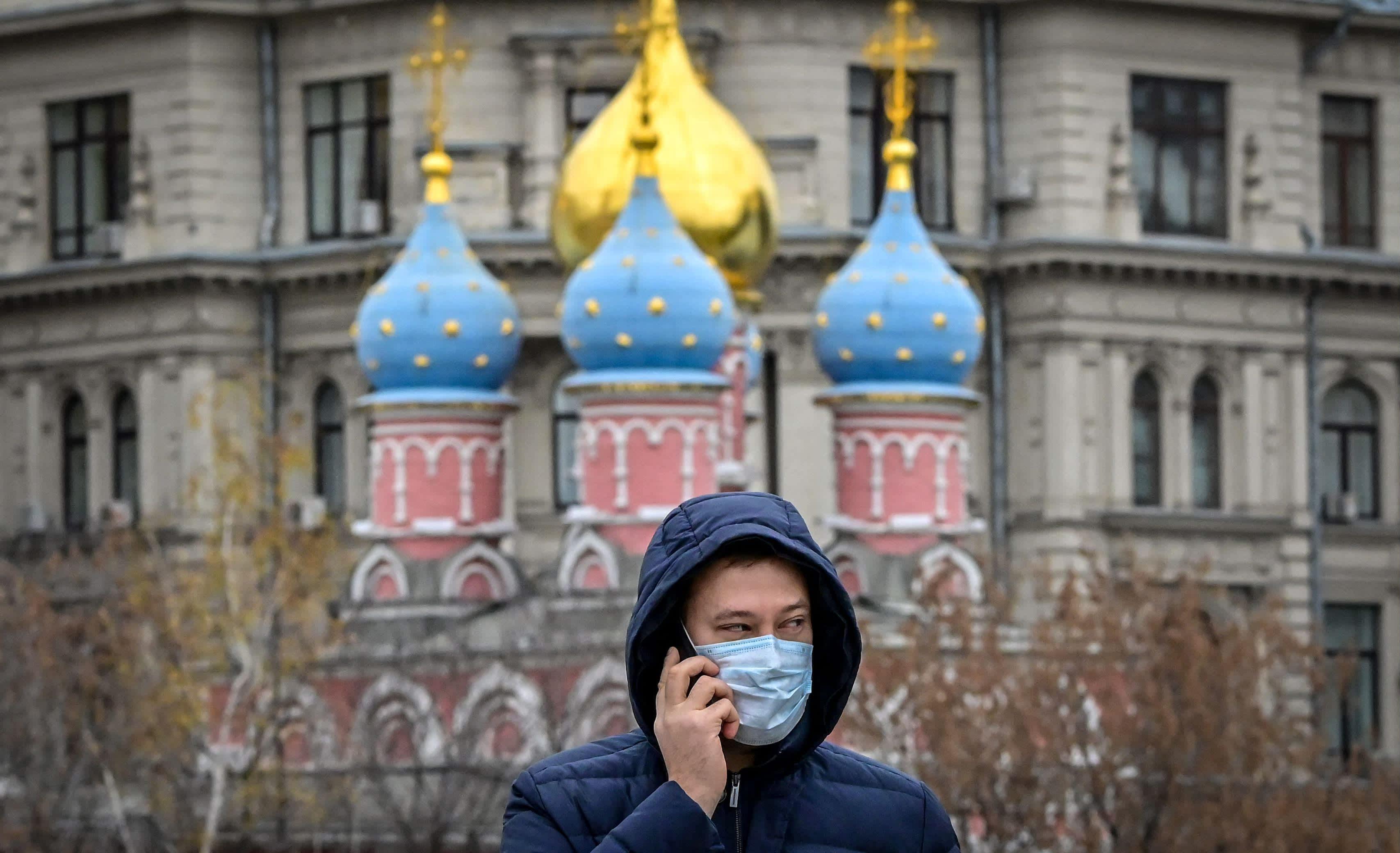 Moskovassa alkoi  torstaina uusi  koronasulku