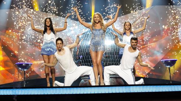 Nytt biljettslapp till eurovision