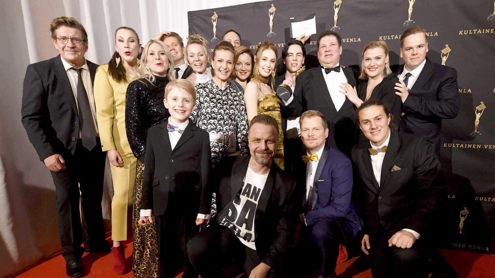 Kultainen Venla 2021 Voittajat