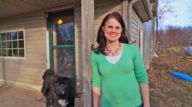 Natalie Bruck Monroessa, Michiganissa