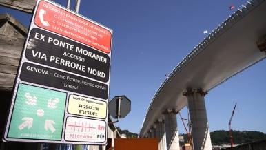 Genovan sillan avajaiset