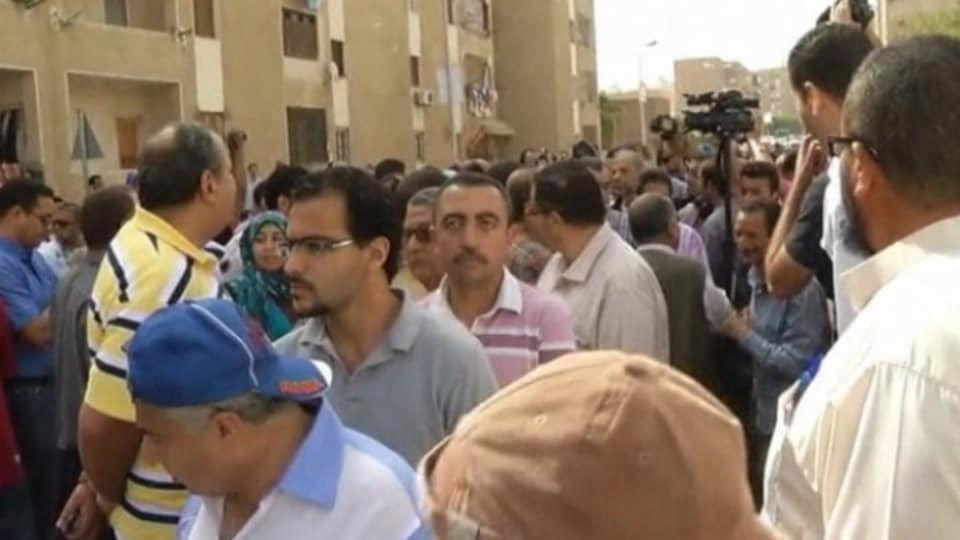 Egypten griper oppositionella islamister 3