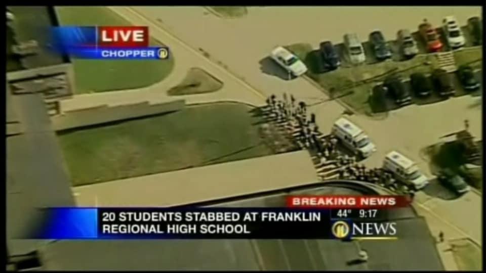 20 skadade vid knivattack pa skola