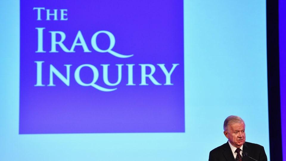 Tony blair utreder grunder till irakkrig