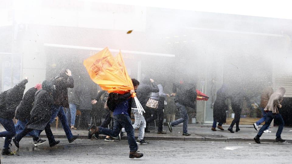 Svensk journalist greps i istanbul