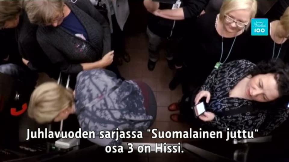 Sarja kuva ulkomaalainen suku puoli videoita