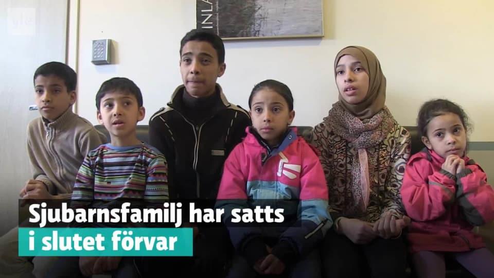 Finlandare radda att mista svensk tv 1