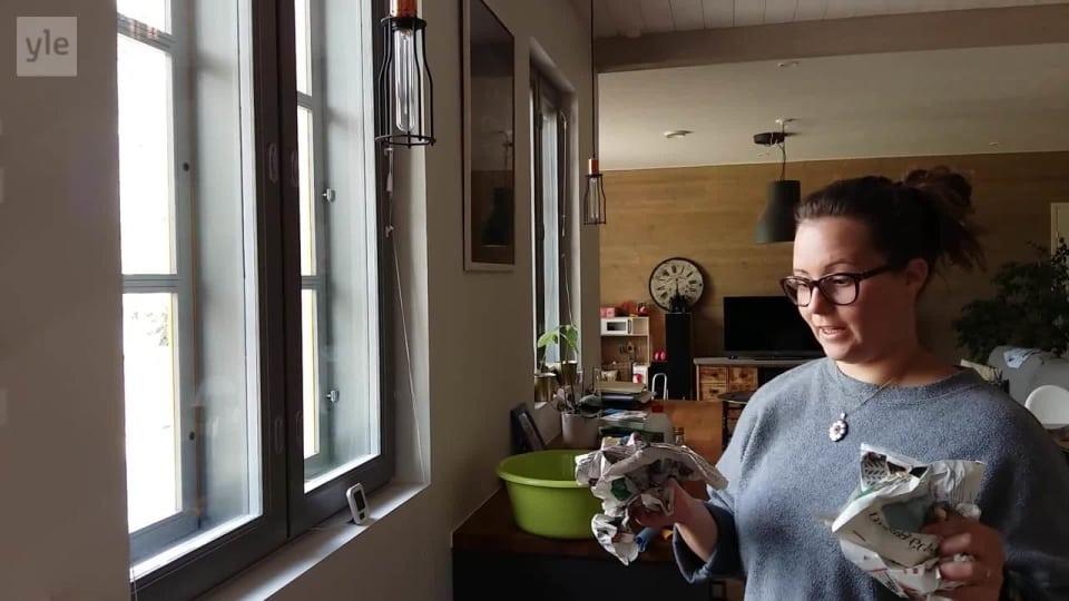 Tallsåpa i ugnen och ättika till fönstertvätten -