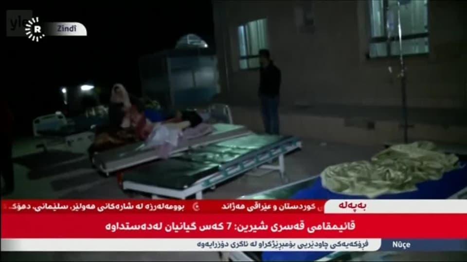 Flera doda i irakiska sprangdad