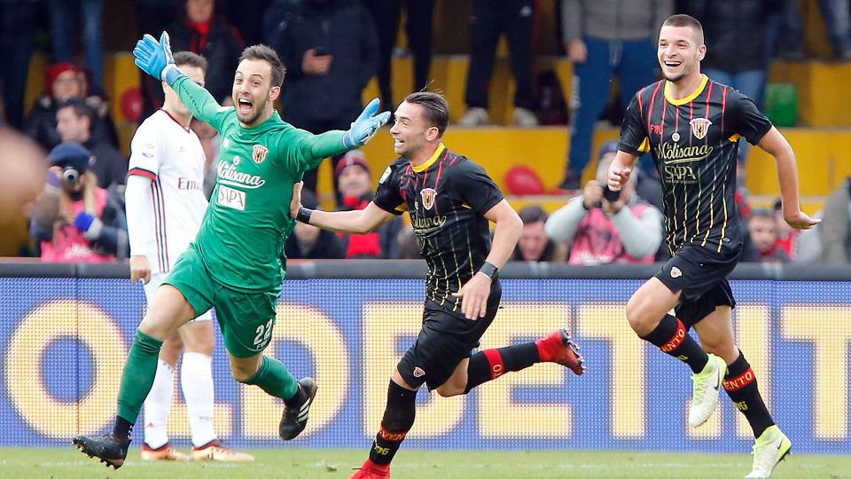 Milan tog femte raka segern