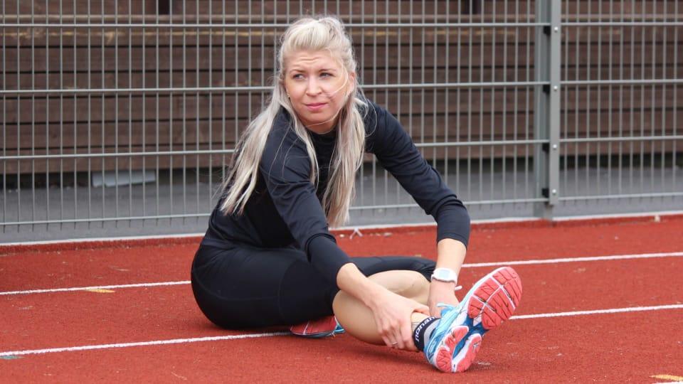 Isaksson satte svenskt rekord