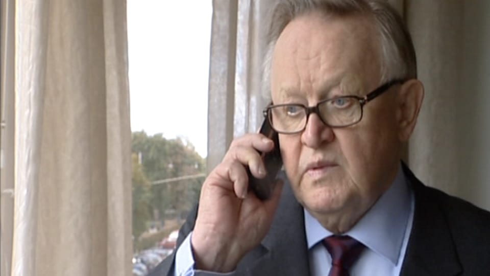 Ahtisaari kan bli kosovosandebud