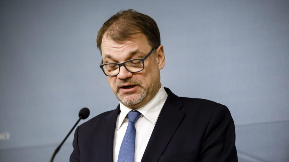 2bca27cf8e47 Både regeringen och vårdreformen faller - Sipilä: