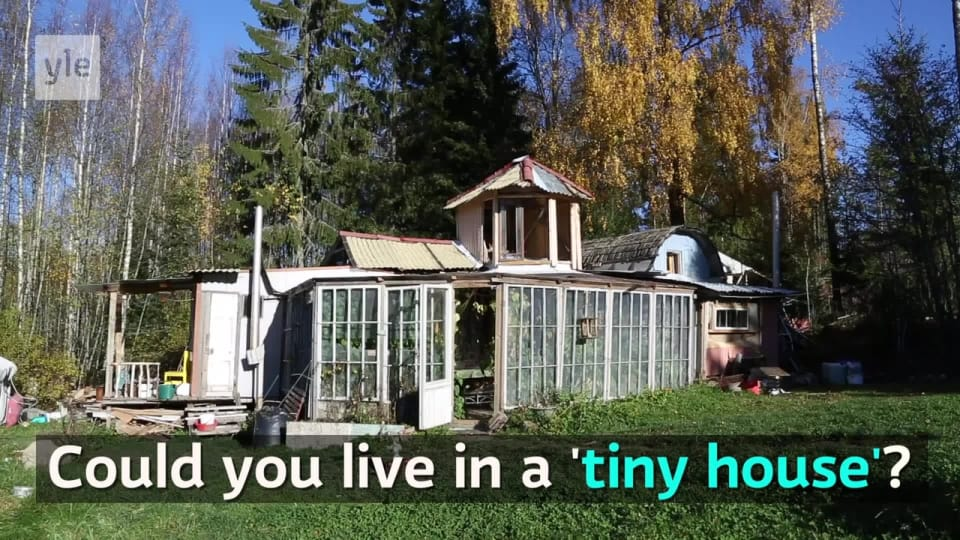 Watch Finland S Tiny House Movement Checked By Regulations