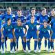 Italian U19-ikäryhmän joukkuekuva
