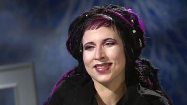 Kirjailija Sofi Oksanen (2010).