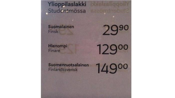 studentmössa finlandssvensk fredriksson