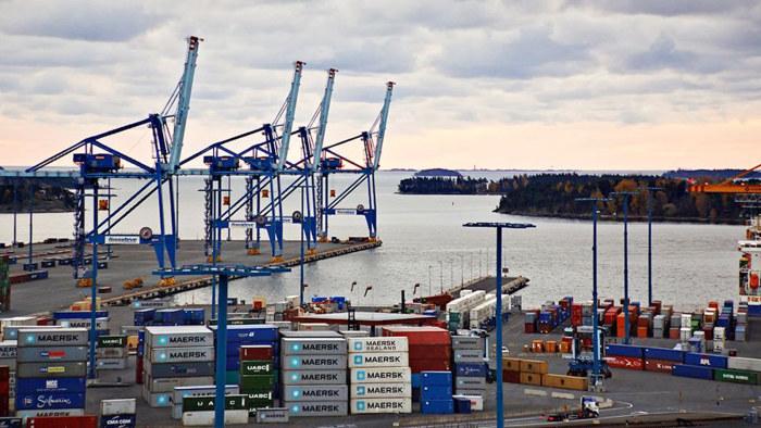 Maersk hotar lamna danmark