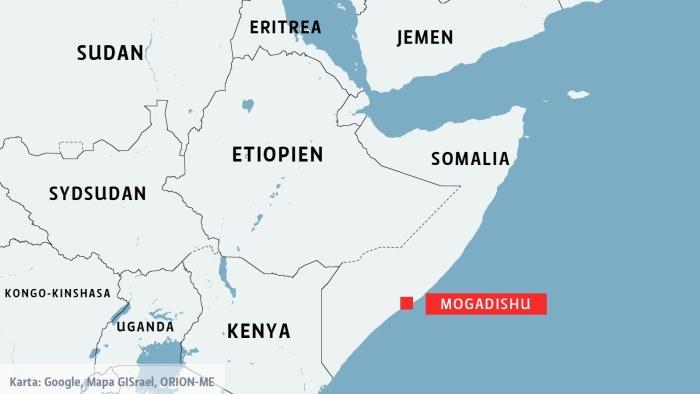 Minst 10 Soldater Dodades I Somalia Utrikes Svenska Yle Fi