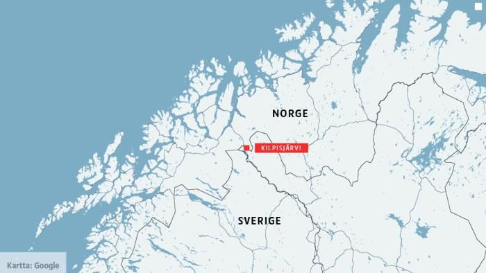 Norsk helikopter fortfarande borta
