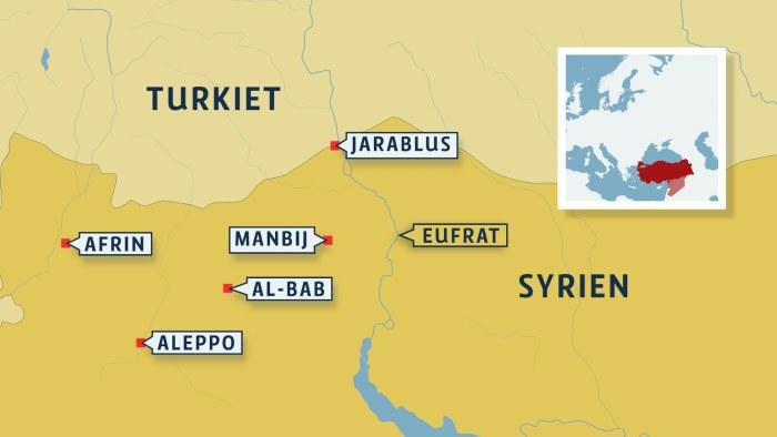 Sjalvmordsattack i syrien