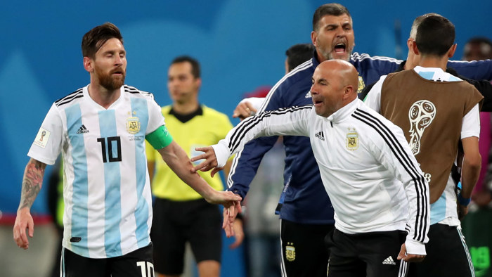 Argentinas förbundskapten får gå trots kontrakt till 2022 – dyr affär för  förbundet  6b63506534abd