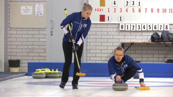 Forlust mot finland i curling vm