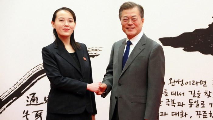 Nordkorea reviderar karnpolitiken