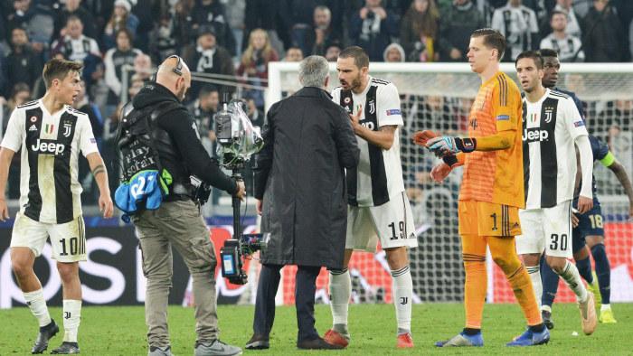 Mourinho i blasvader igen