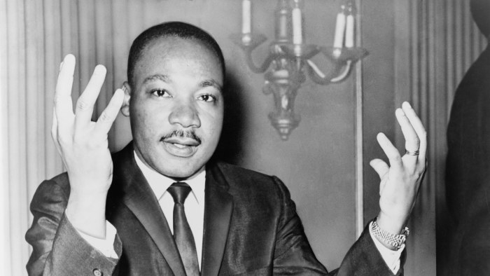 Om Martin Luther King Martin Luther King