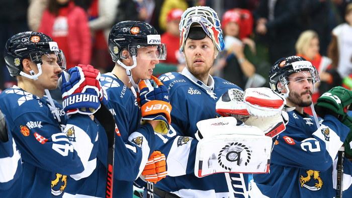 Veckans match ishockey mastarna helt ohotade