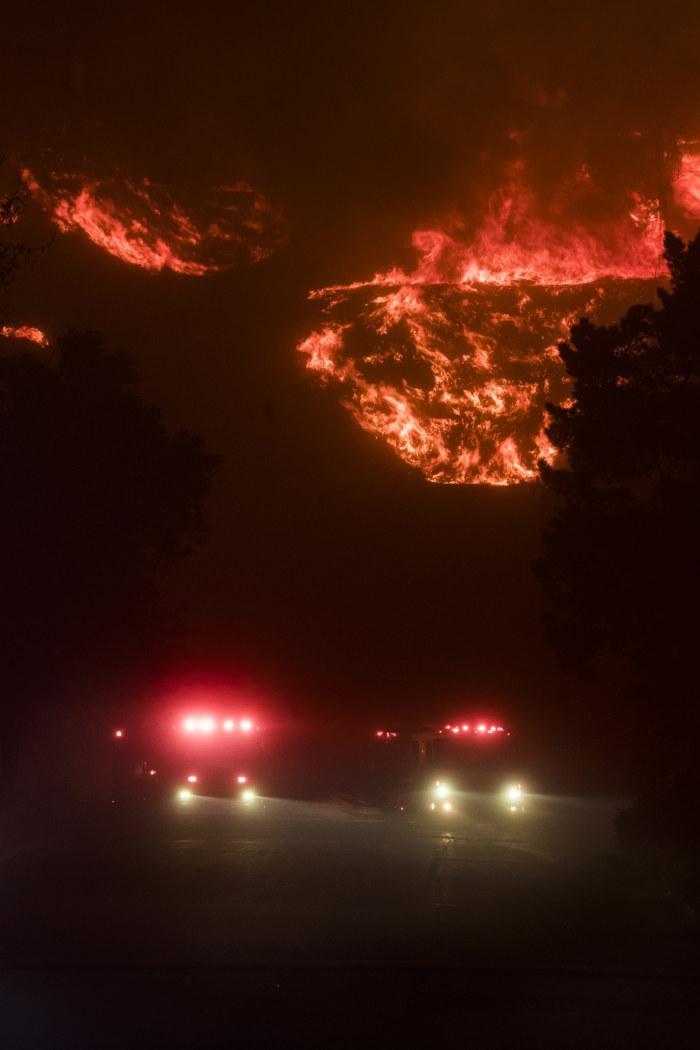 2000 brandman kampar mot kalifornienbrand