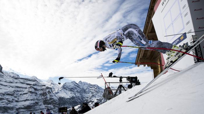 Onsdagens sena resultat alpint