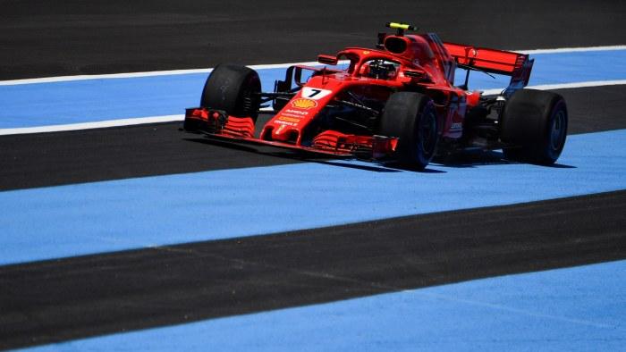 Vettels krasch blev mclarens stora lycka