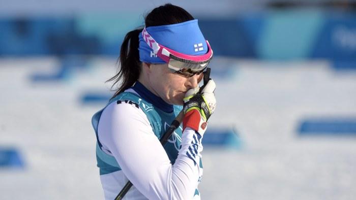 Rekordmannen svenska lopare har inte ratt bakgrund